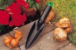 Linic Products UK Made Garden Potting Trowel. Lightweight and Sturdy with a Comfy Grip. X1182